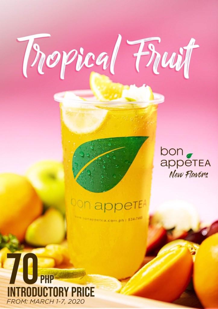 bon appetea tropical fruit