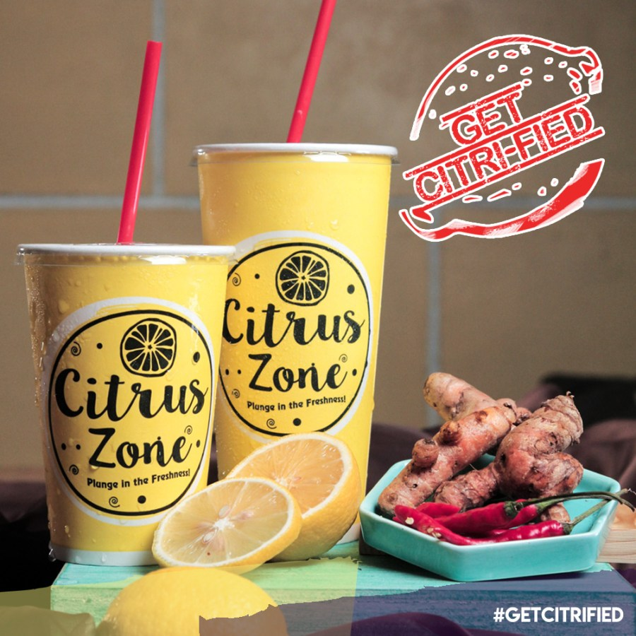 Best selling Ginger by Citrus Zone