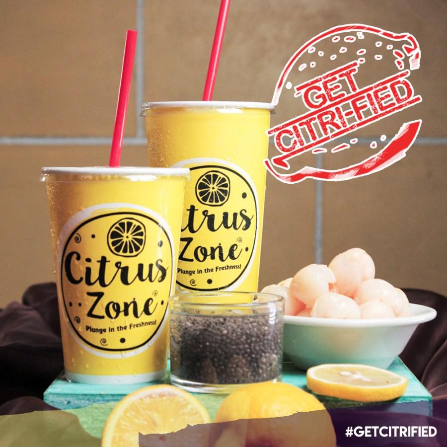 Best selling Lemon Lychee by Citrus Zone