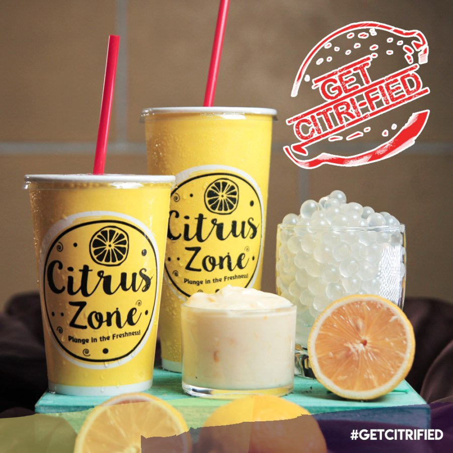Best selling Lemon Yoghurt by Citrus Zone