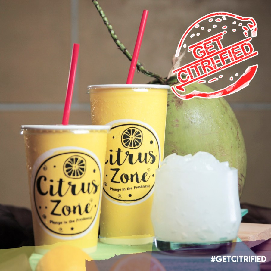 Lemon with Coco Nata by Citrus Zone