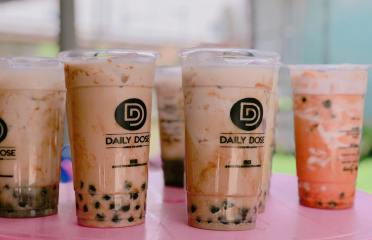 Daily Dose Bubble Tea Lounge