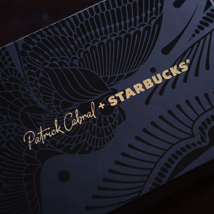 Starbucks x Patrick Cabral Collection