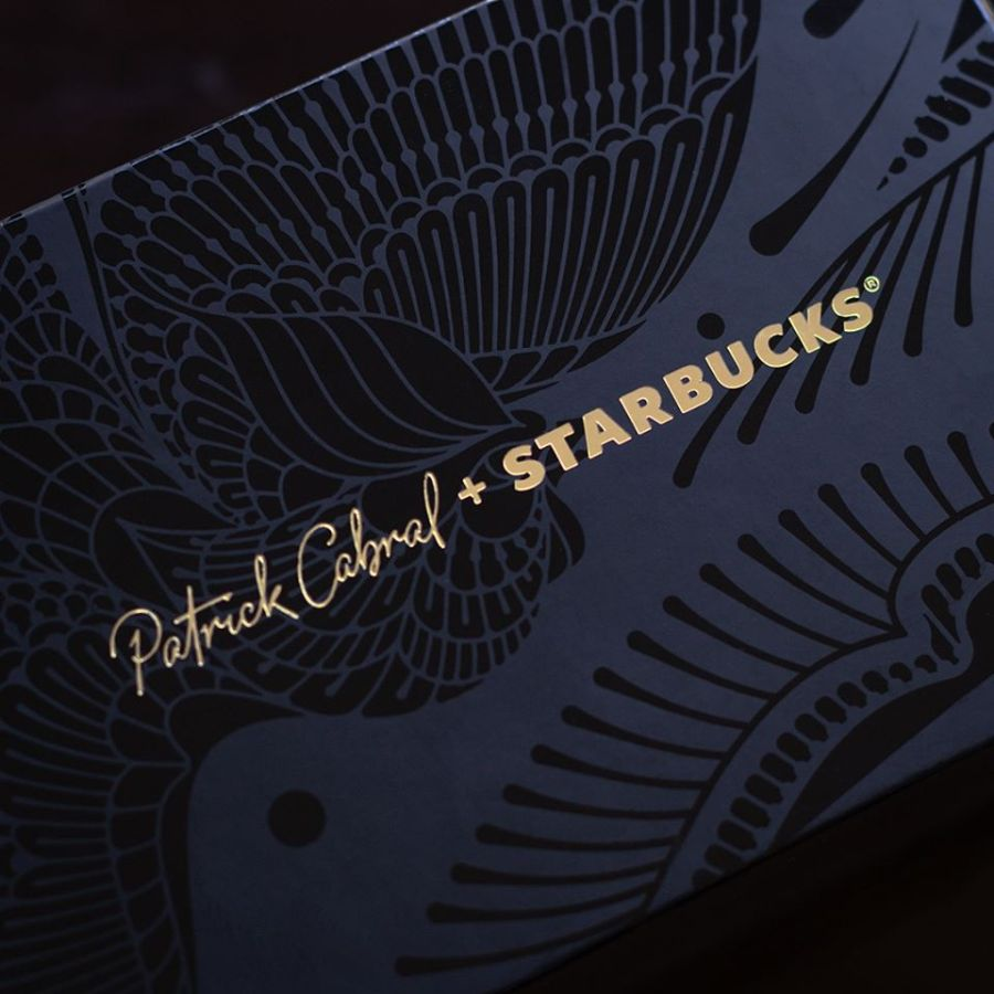 Starbucks x Patrick Cabral Collection