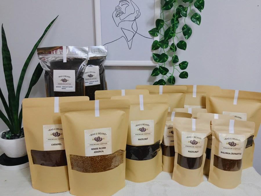 Bag-U Beans Premium Coffee from Baguio