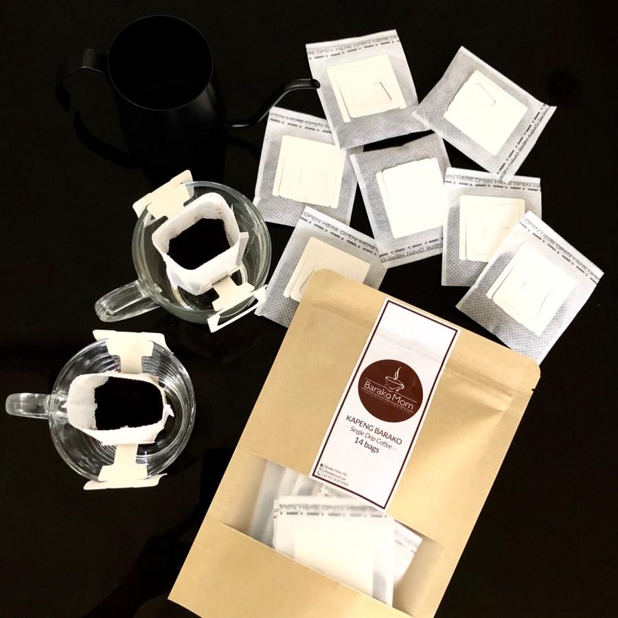 Barako Mom Drip Coffee