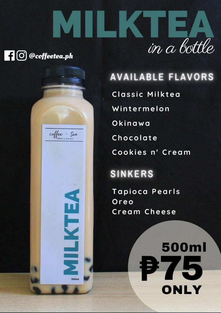 Coffee Tea - Brew & Blends Milk Tea Price