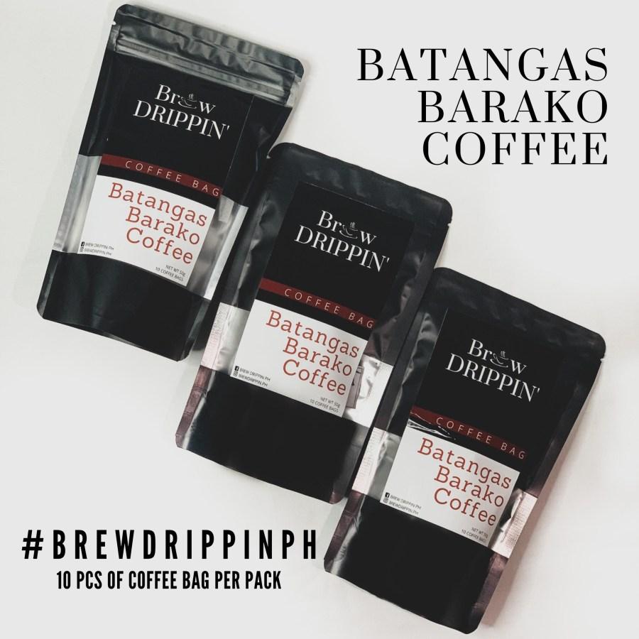 BREW DRIPPIN' Drip Bags