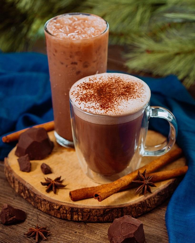 CBTL Dark Chocolate Chai Latte