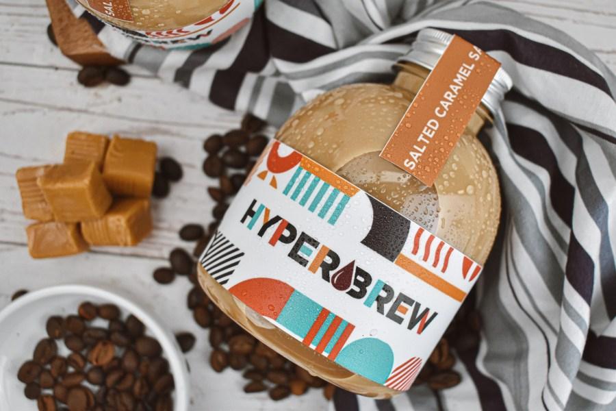 HYPERBREW Best seller salted caramel