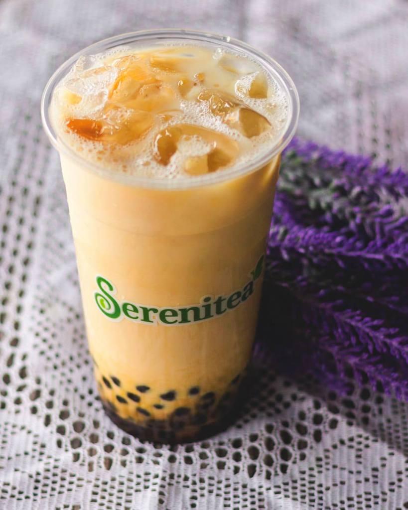 Serenitea Okinawa Milk Tea