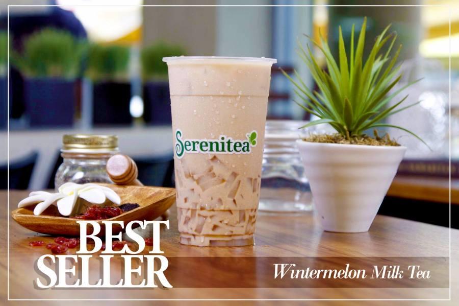 Serenitea Wintermelon Milk Tea