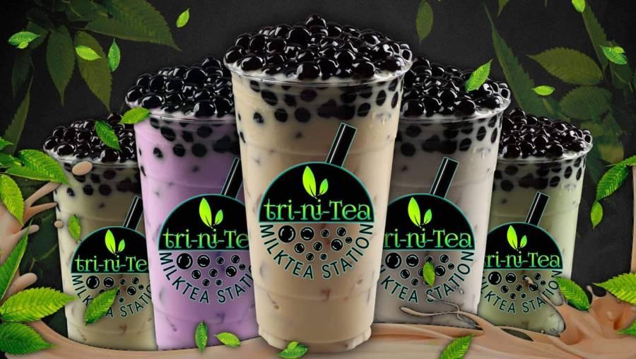 Trinitea Milktea and Frappe Beverage Shop