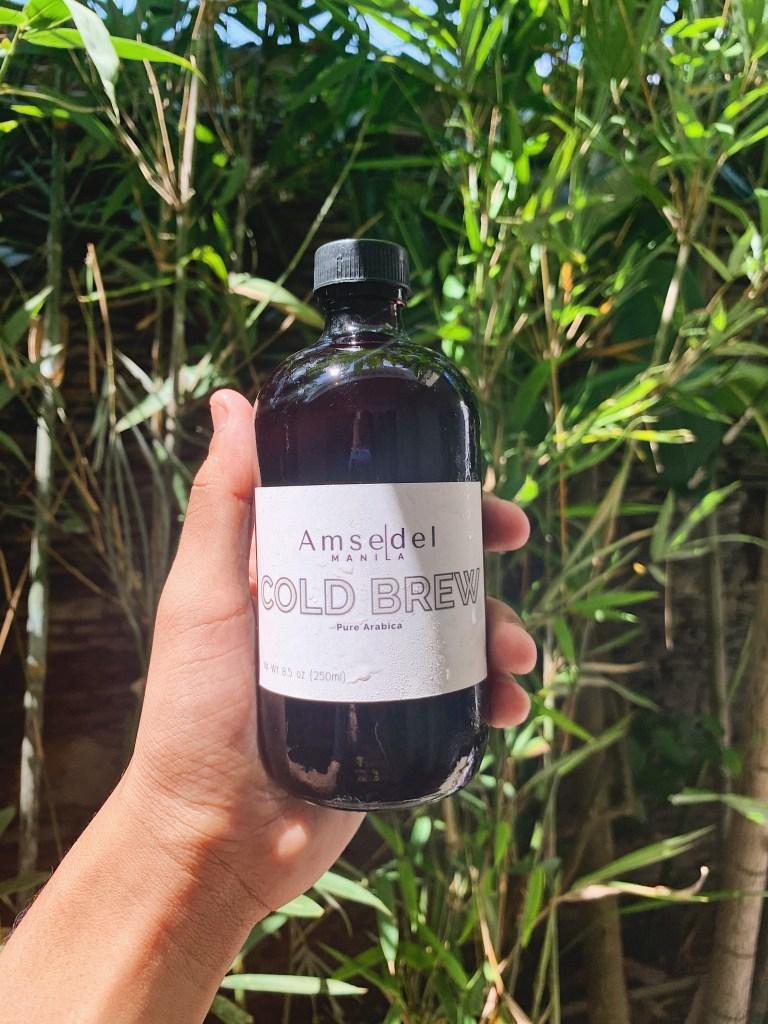 Amsedel Black Cold Brew