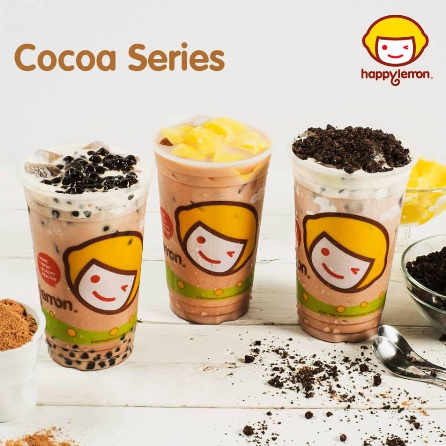 Happy Lemon Cocoa Series