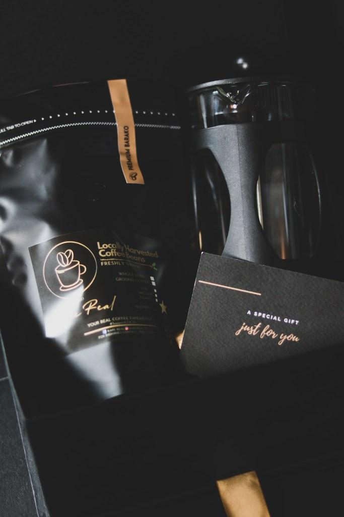 Kape Real Coffee Beans