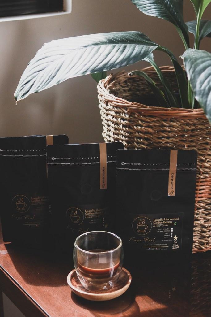 Kape Real Coffee