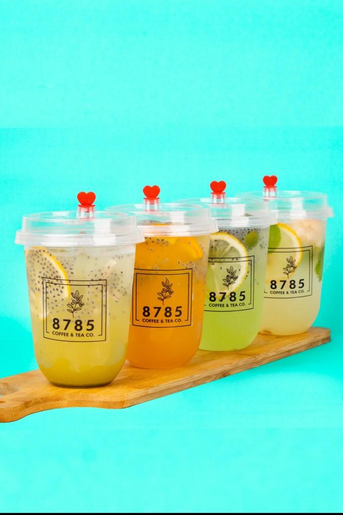 8785 Coffee & Tea Co. Fruit Tea Series