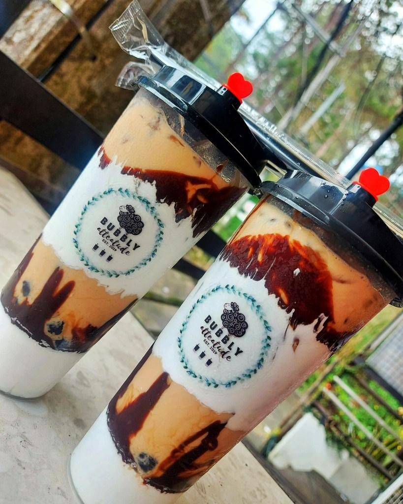 Bubbly Atteatude Milktea Shop Baguio City