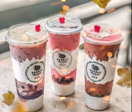 Bubbly Atteatude Milktea Shop
