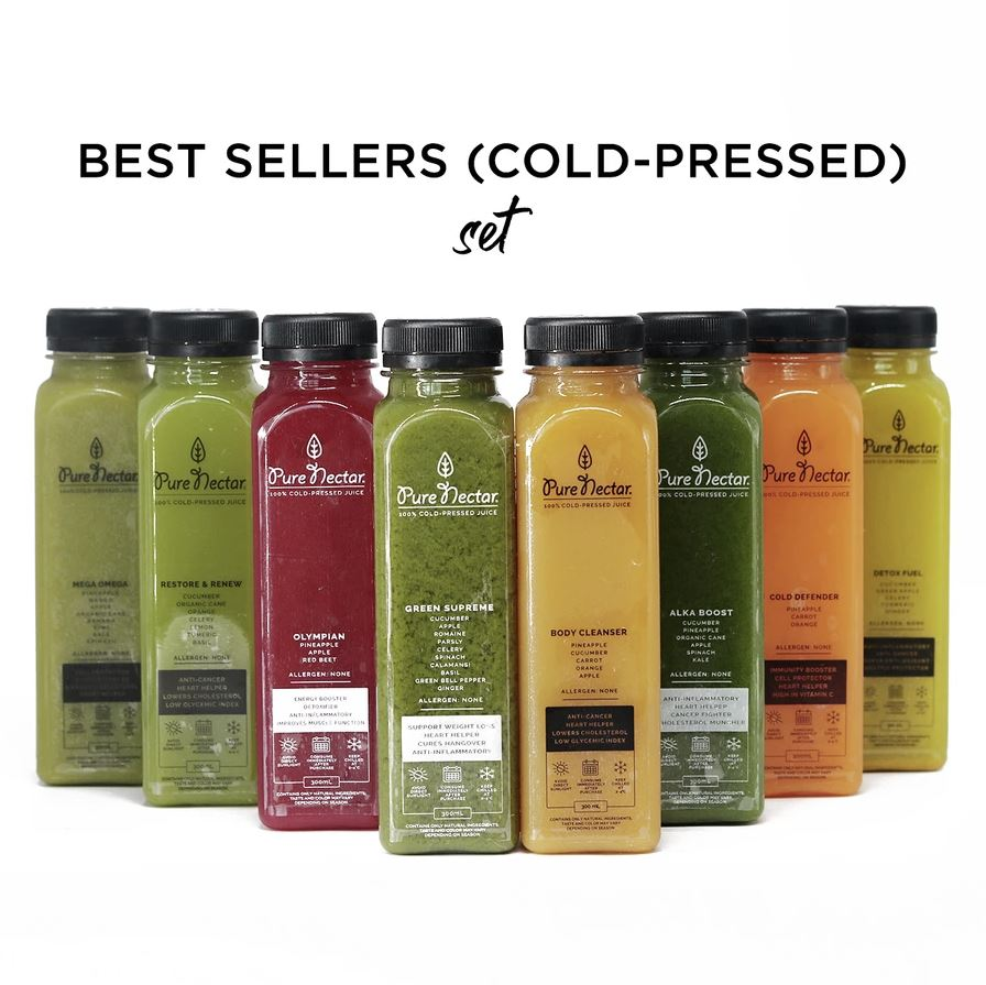 Pure Nectar Best Sellers