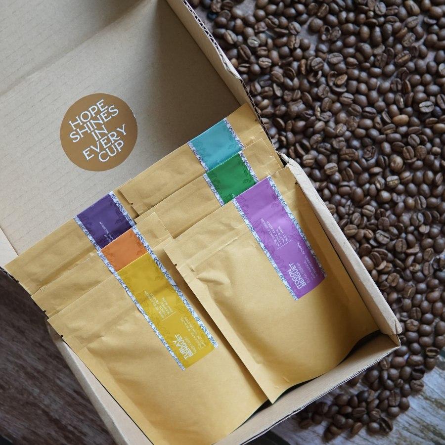 Sinag Coffee Roastery Manila Gift Box