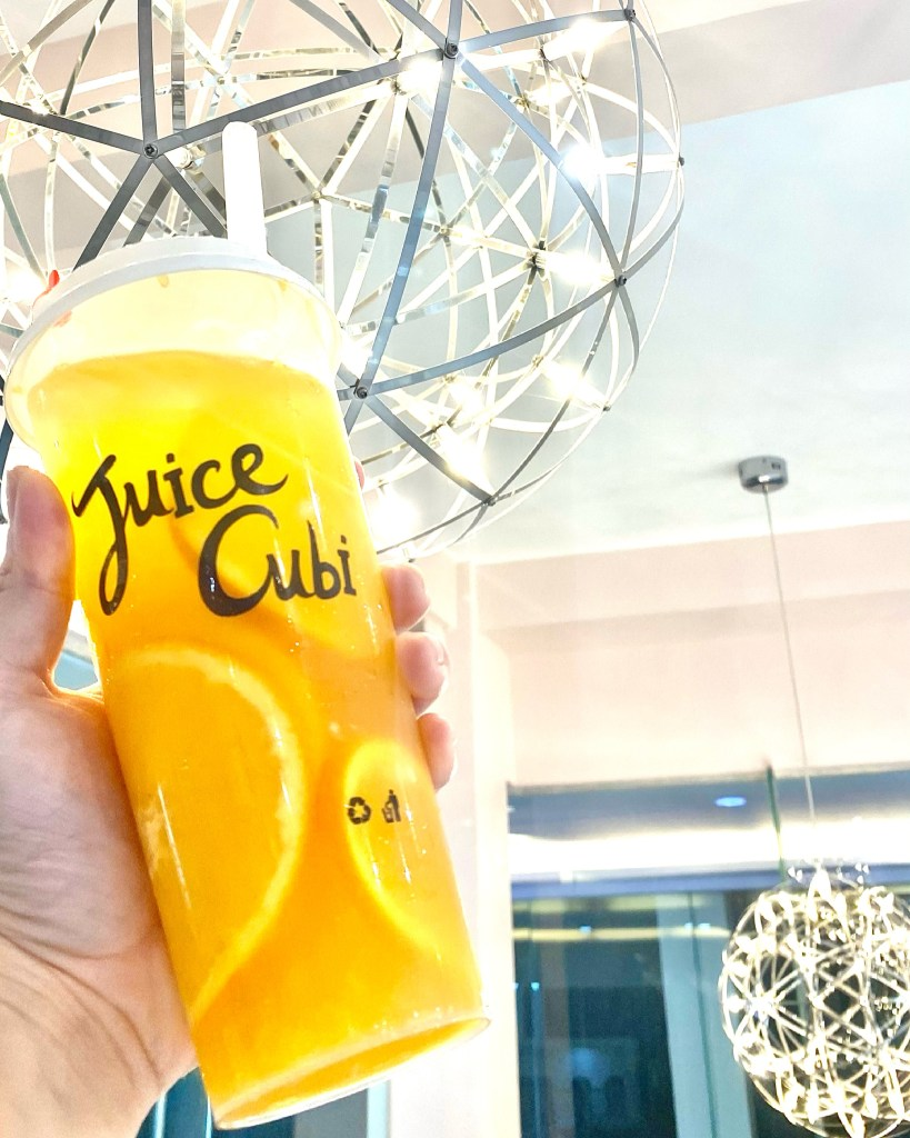 Juice Cubi Orange Overload