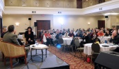 CUPE all-committees meeting held in Ottawa April 18.