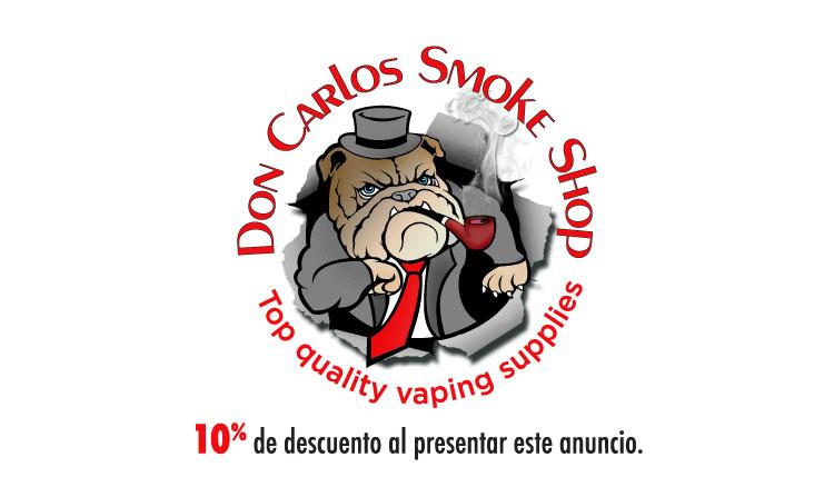 DON CARLOS SMOKE SHOP
