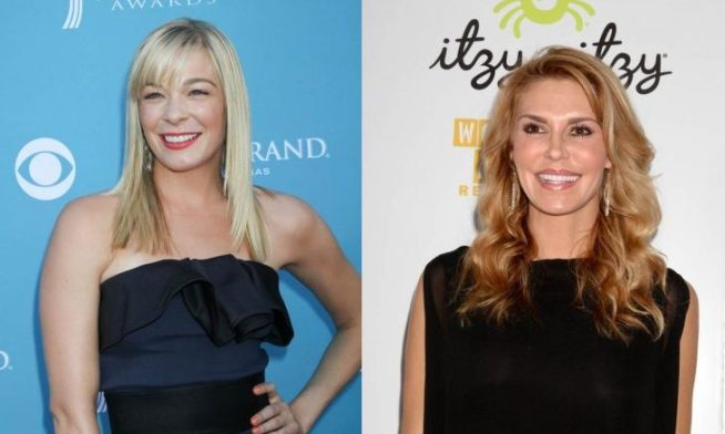 Cupid's Pulse Article: Celebrity Exes: Brandi Glanville Accuses LeAnn Rimes of Keeping Tabs on Her Relationship