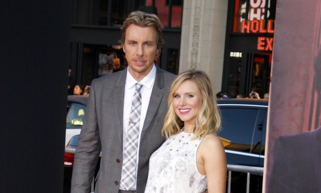 Cupid's Pulse Article: Celebrity Couple News: Kristen Bell & Dax Shepard Rent a Roller Skating Rink for Date Night