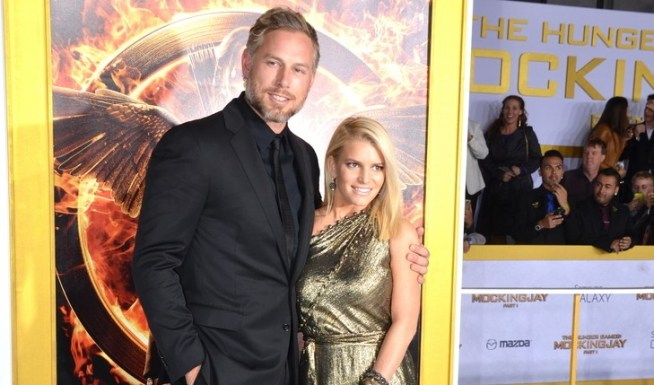 Cupid's Pulse Article: Celebrity Relationship: Jessica Simpson Celebrates 7-Year Anniversary with Eric Johnson