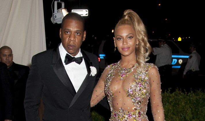Cupid's Pulse Article: Celebrity Couple Jay-Z & Beyoncé Slay in Series of Date Nights