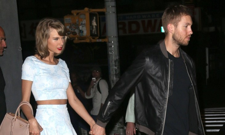 Cupid's Pulse Article: Celebrity Break-Ups: Taylor Swift's Ex Calvin Harris is Collaborating with Her Nemesis Katy Perry