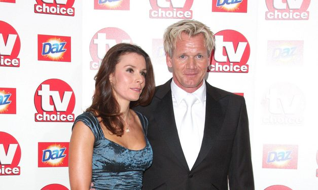 Cupid's Pulse Article: Celebrity News: Gordon Ramsay Lost 50 Pounds to Save Marriage to Wife Tana