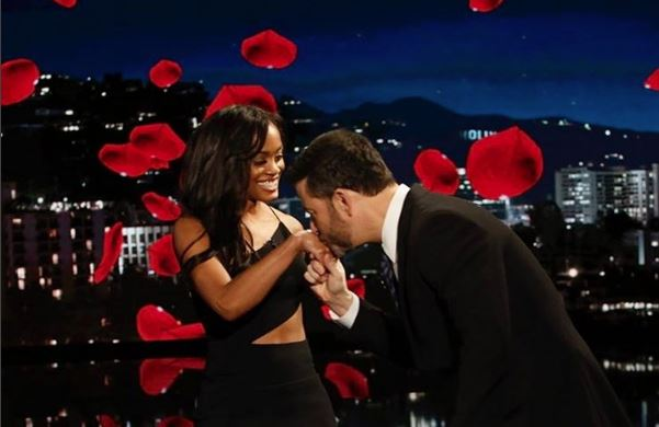 Cupid's Pulse Article: Celebrity News: 'Bachelorette' Alum Rachel Lindsay Reveals the Most Awkward Part of Finding Love on Reality TV