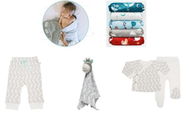 Cupid's Pulse Article: Product Review: Mom and Baby's Favorite Clothes