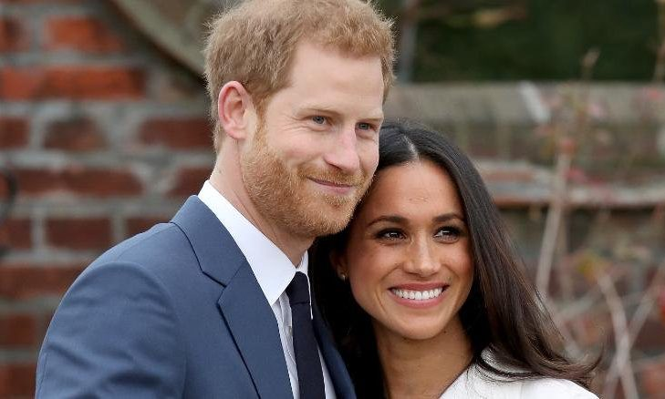 Cupid's Pulse Article: Royal Celebrity Wedding: Prince Harry & Meghan Markle's Official Wedding Date Revealed