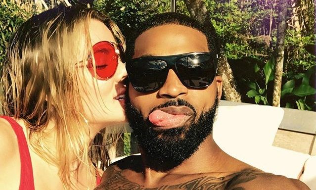 Cupid's Pulse Article: Celebrity Baby News: Khloe Kardashian Reveals How She Hid Her Pregnancy & How She Told Tristan