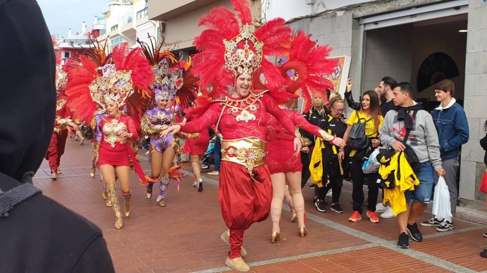 Carneval in Las Palmas
