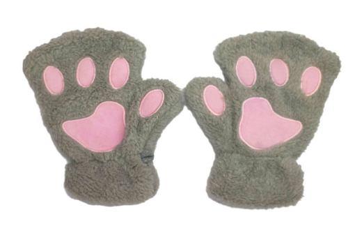 manusi cu pernute de pisica - GRI
