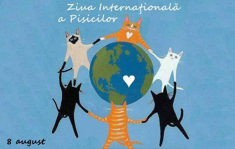 ziua internationala a pisicilor