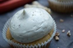 Rabarbercupcakes med ingefær og vanilje 006
