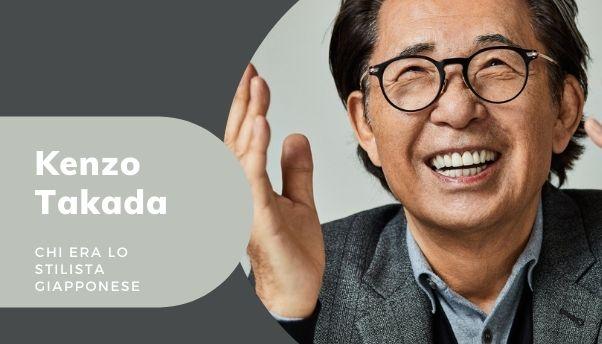 Kenzo Takada: chi era lo stilista giapponese morto di Covid