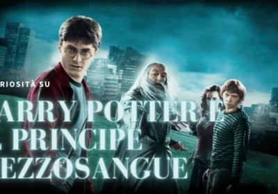 Harry Potter e il principe mezzosangue: curiosità dal backstage