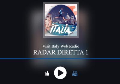 Visit Italy Web Radio: nasce la radio del turismo italiano