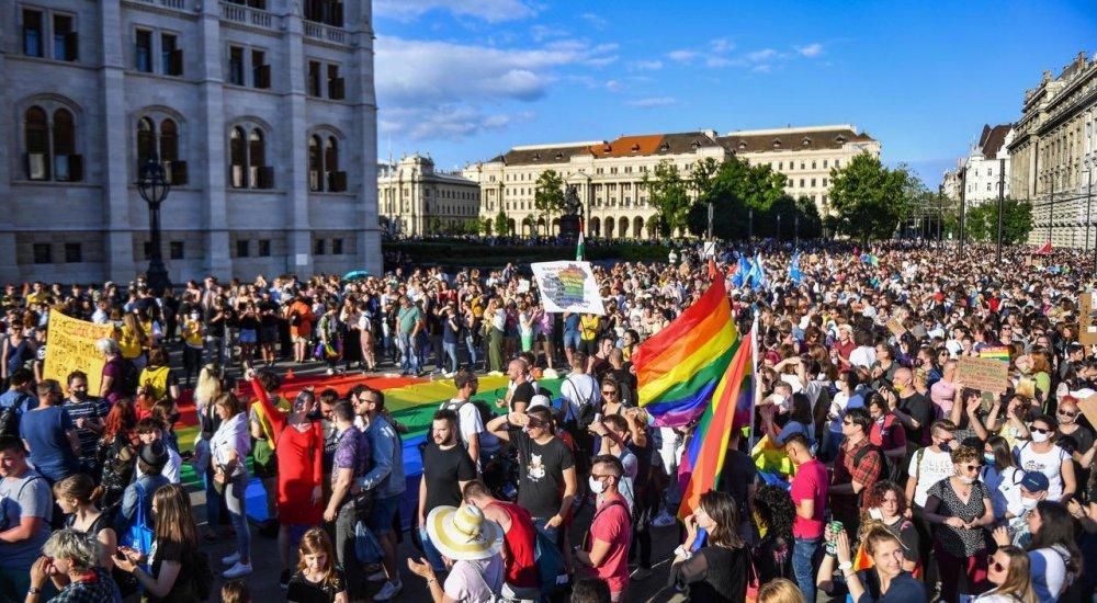 Ungheria: la legge anti-LGBT è una tragica realtà