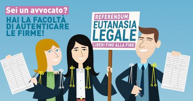Referendum Eutanasia Legale: in cosa consiste e dove firmare