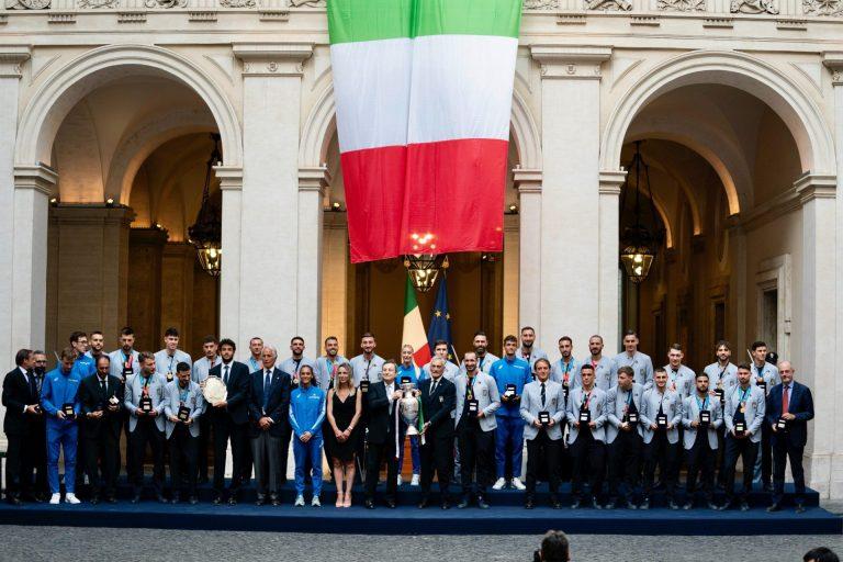 Italia: tutte le vittorie conquistate nel 2021,  non c'è solo il calcio