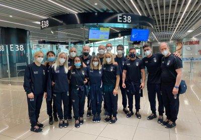 Tokyo 2020: Berrettini infortunato, chi sono gli italiani che sono volati nella capitale giapponese